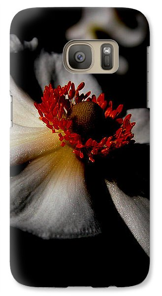 Galaxy S7 Case - White Spring by Orphelia Aristal