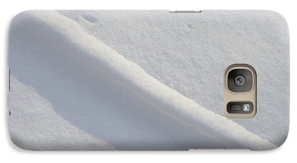 Galaxy Case featuring the photograph White by Steven Richman