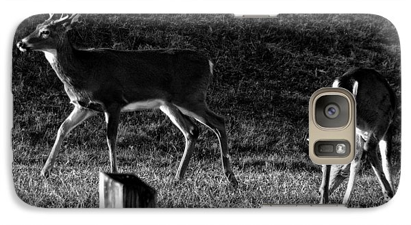 White Tailed Deer Galaxy S7 Case