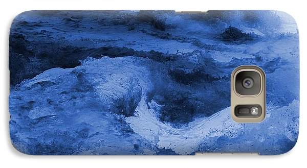 Galaxy Case featuring the photograph White Water Whistler by Amanda Holmes Tzafrir