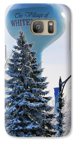 Whitehouse Water Tower  7361 Galaxy Case by Jack Schultz