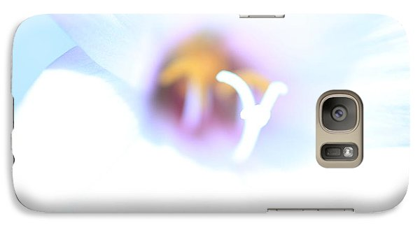 Galaxy Case featuring the photograph Whiteout by Greg Allore