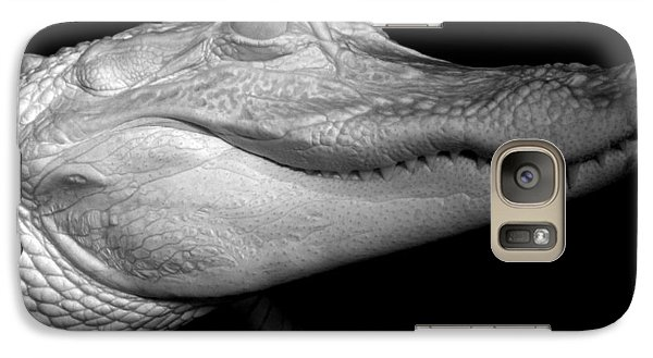 Galaxy Case featuring the photograph Whitey by Jeremy Martinson