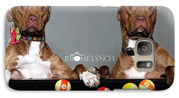 Galaxy Case featuring the photograph Who Got Next? by Jerome Lynch