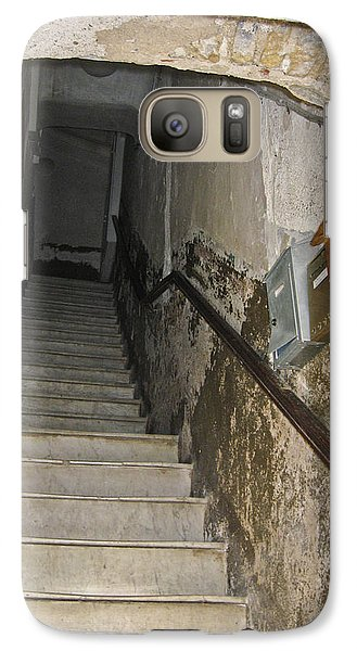 Galaxy Case featuring the photograph Who Lives Here? by Allen Sheffield