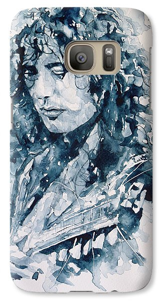 Whole Lotta Love Jimmy Page Galaxy S7 Case