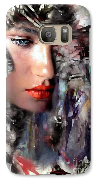 Why Me Galaxy S7 Case