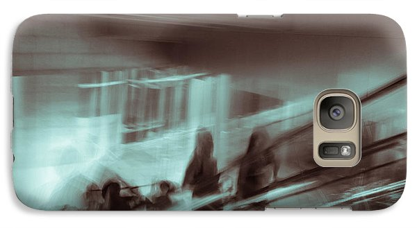 Galaxy S7 Case featuring the photograph Why Walk When You Can Ride by Alex Lapidus