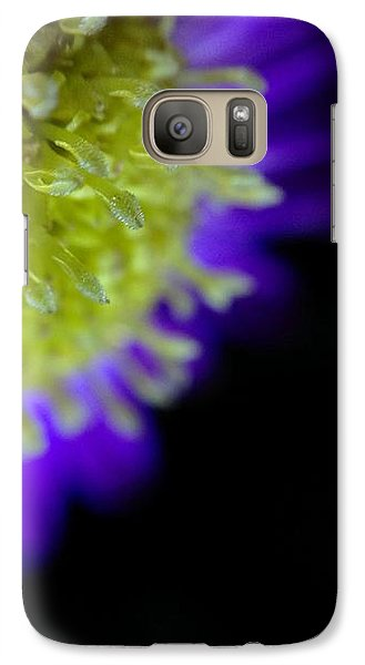 Galaxy Case featuring the photograph Wicked Lovely by Susan Maxwell Schmidt