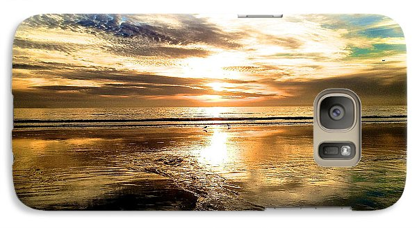 Galaxy Case featuring the photograph Wide Open by Margie Amberge