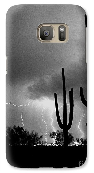Galaxy Case featuring the photograph Wild Places by J L Woody Wooden
