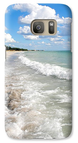 Galaxy Case featuring the photograph Wild Ride by Margie Amberge