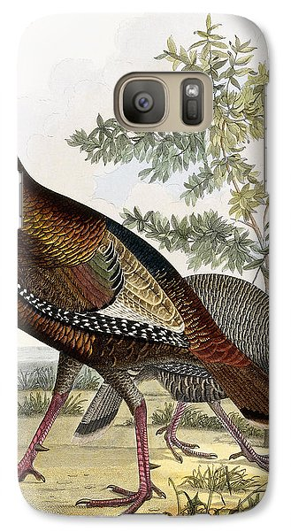 Wild Turkey Galaxy S7 Case