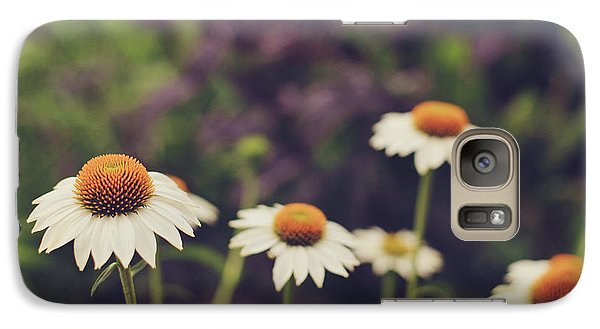 Galaxy Case featuring the photograph Wildflowers by Heather Green