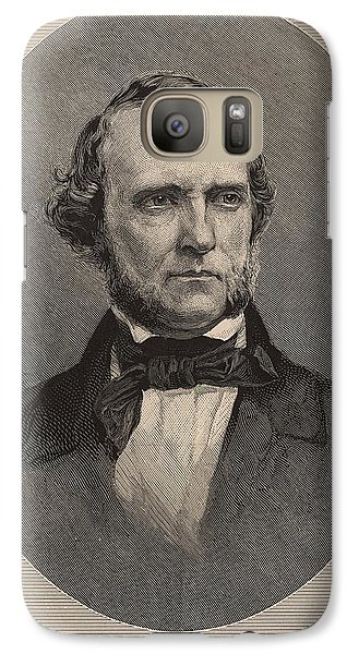 Starlings Galaxy S7 Case - William Starling Sullivant by Universal History Archive/uig