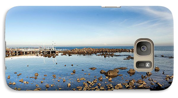 Galaxy Case featuring the photograph Williamstown Beach by Yew Kwang