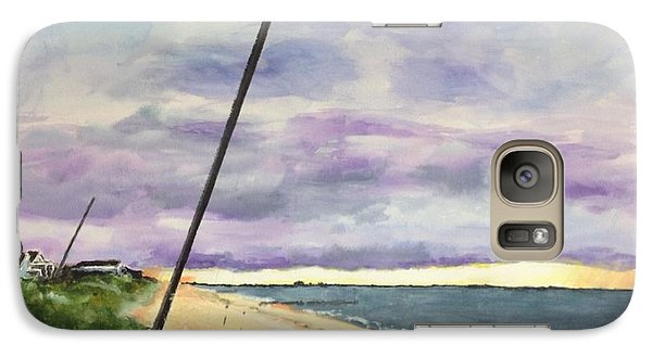 Galaxy Case featuring the painting Willoughby by Stan Tenney