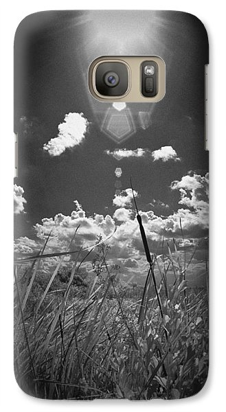 Galaxy Case featuring the photograph Willow by Bradley R Youngberg