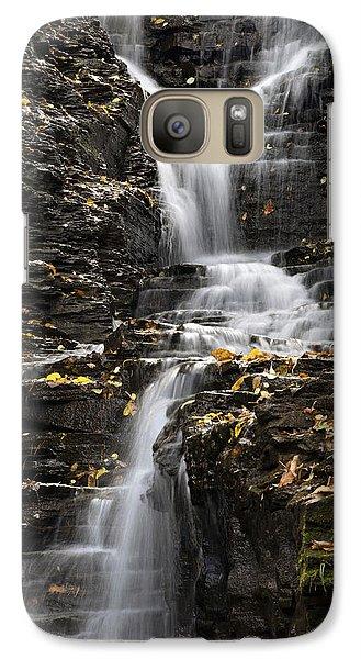 Winding Waterfall Galaxy S7 Case