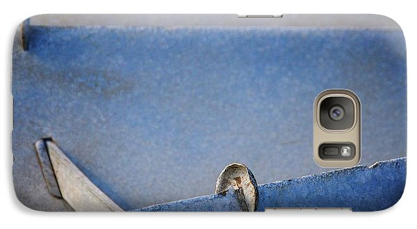 Galaxy Case featuring the photograph Windmill Blade by Sherry Davis