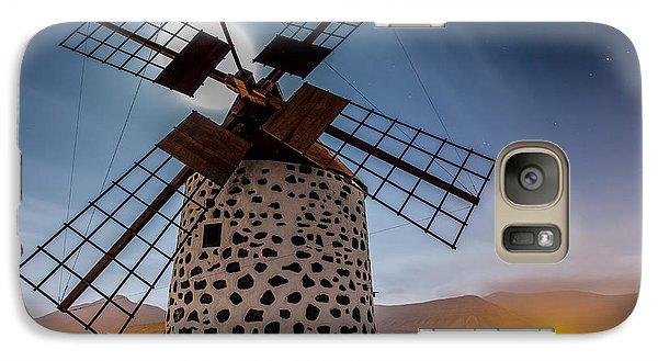 Windmill Galaxy S7 Case