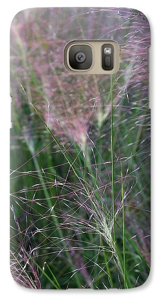 Galaxy Case featuring the photograph Windsong by Geri Glavis