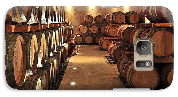 Wine Barrels Galaxy S7 Case