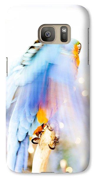 Wing Dream Galaxy S7 Case