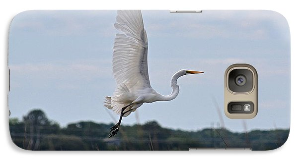 Galaxy Case featuring the photograph Wings by Carol  Bradley