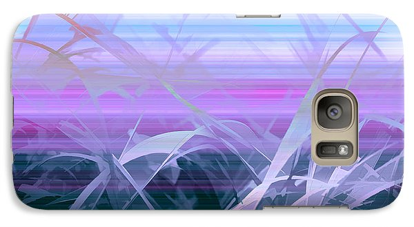 Galaxy Case featuring the photograph Wings by Holly Kempe