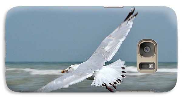 Galaxy Case featuring the photograph Wings Of Freedom by Simona Ghidini
