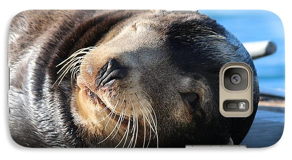 Wink Wink Galaxy S7 Case