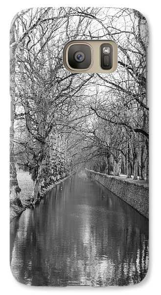 Winter Galaxy S7 Case by Alex Lapidus