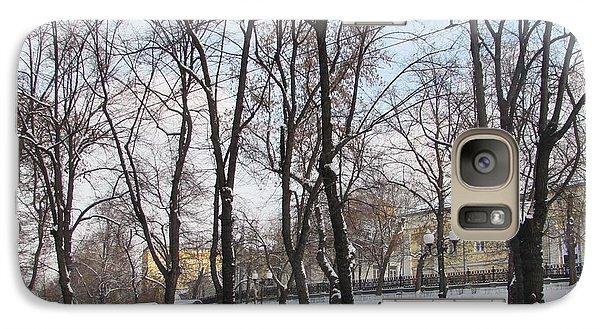 Winter Boulevard Galaxy S7 Case