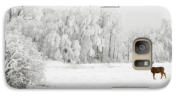 Winter Doe Galaxy S7 Case