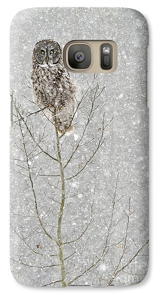 Winter Ghost Galaxy S7 Case