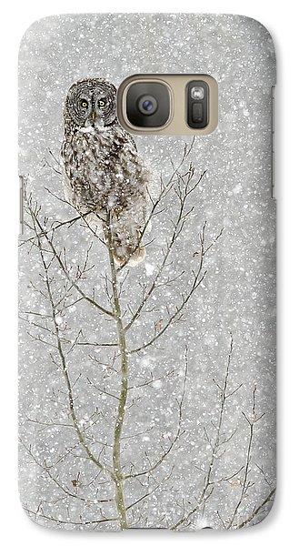Winter Ghost Galaxy S7 Case