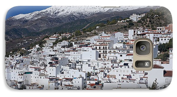 Galaxy Case featuring the photograph Winter In Andalucia by Rod Jones