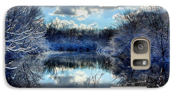 Galaxy Case featuring the photograph Winter In April 2014 by Jerome Lynch