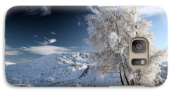Winter Landscape Galaxy S7 Case