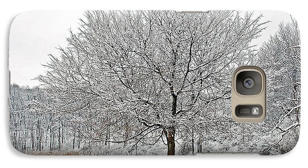 Galaxy Case featuring the photograph Winter Park by Aimee L Maher Photography and Art Visit ALMGallerydotcom