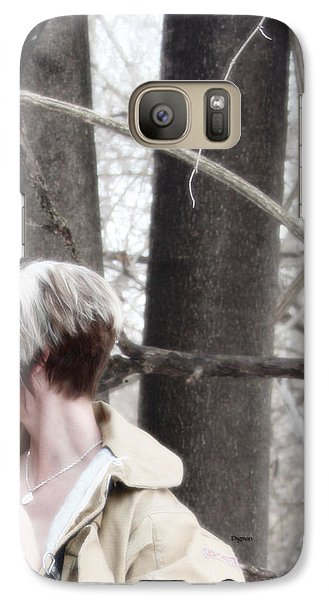 Galaxy Case featuring the photograph Winter Solace  by Jacob Smith