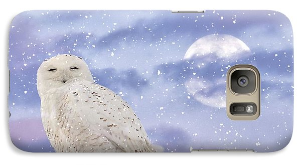 Galaxy Case featuring the photograph Winter Solstice by Heather King