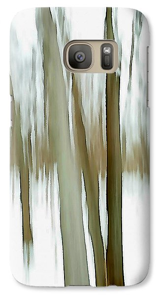 Galaxy Case featuring the photograph Winter by Steven Huszar