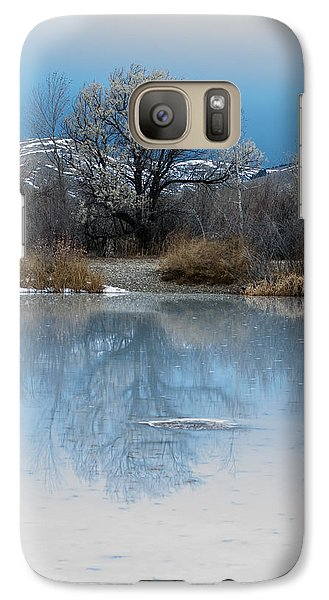 Winter Taking Hold Galaxy S7 Case
