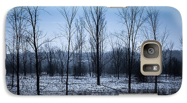 Galaxy Case featuring the photograph Winter Wonderland by Bianca Nadeau
