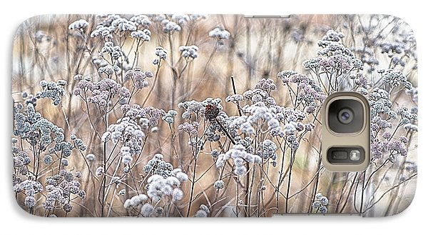 Galaxy Case featuring the photograph Winter by Yvonne Emerson AKA RavenSoul
