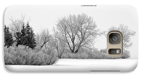 Winter's Cloak Galaxy S7 Case
