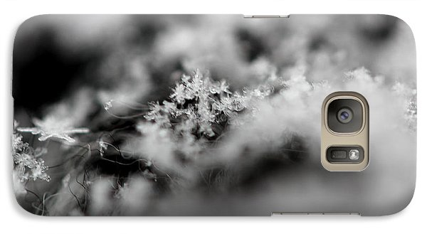 Galaxy Case featuring the photograph Winter's Peace by Stacey Zimmerman