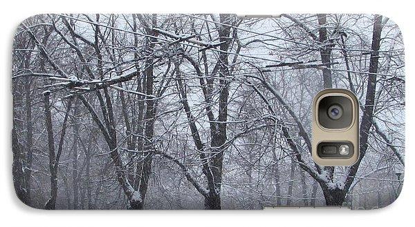 Wintry Galaxy S7 Case by Anna Yurasovsky
